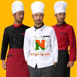 Đồng phục bếp 001