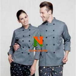 Đồng phục bếp 002