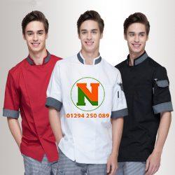 Đồng phục bếp 003