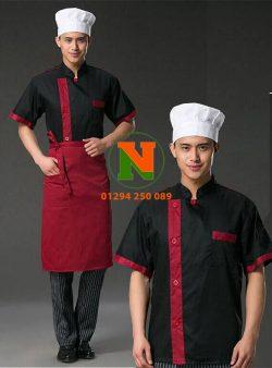 Đồng phục bếp 005