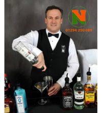 Đồng phục pha chế - bartender 002