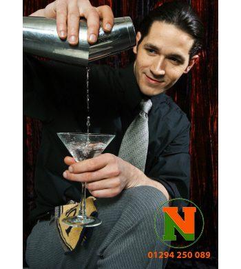Đồng phục pha chế - bartender 005