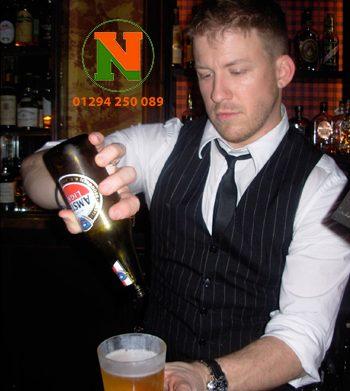 Đồng phục pha chế - bartender 007