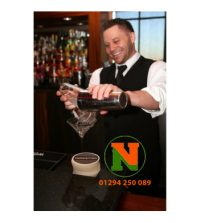Đồng phục pha chế - bartender 008