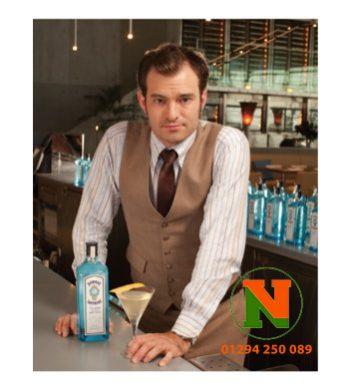 Đồng phục pha chế - bartender 010