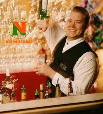 Đồng phục pha chế - bartender 012