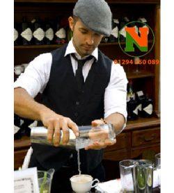 Đồng phục pha chế - bartender 014