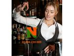 Đồng phục pha chế - bartender 015