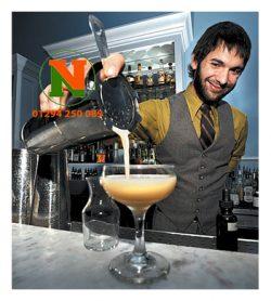 Đồng phục pha chế - bartender 017