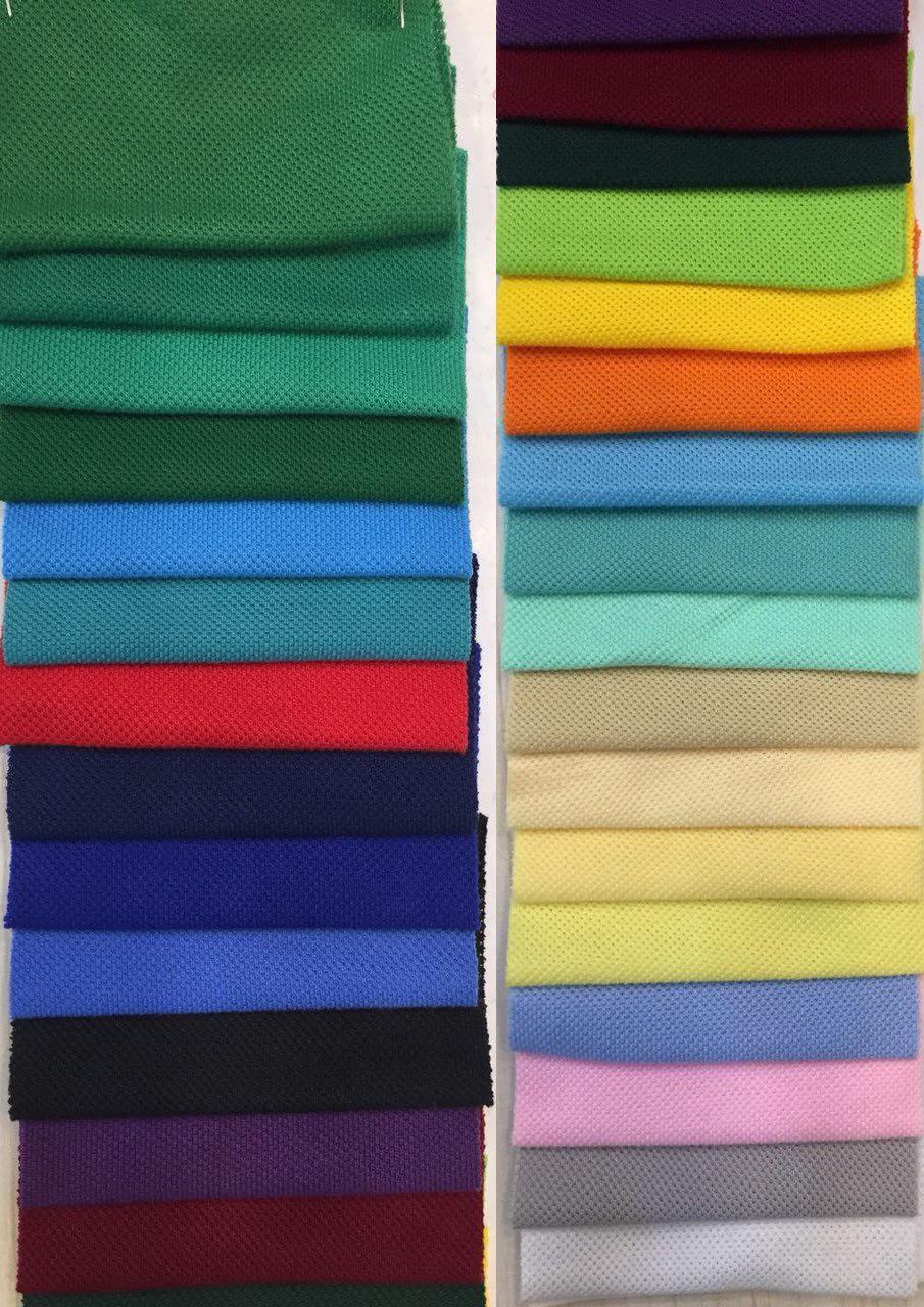 Bảng mã màu và mẫu vải áo thun